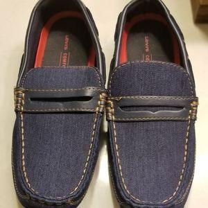 Denim Mens Loafers